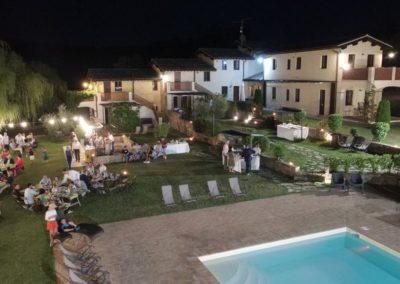 Matrimonio in Umbria Borgo Le Capannelle